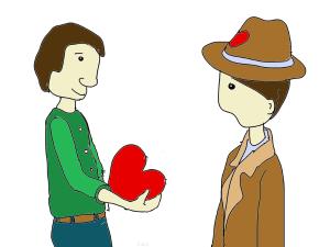 Sharing Heart