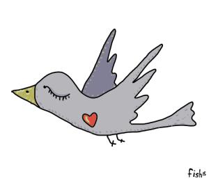 compassion dove